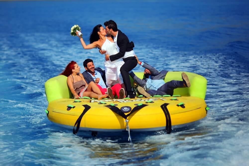 Next Day Photoshooting σε θαλάσσιο extreme σπορ by Panos Recouniotis